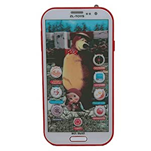 Adraxx Kids Musical Mobile Handset Toy [Toy]