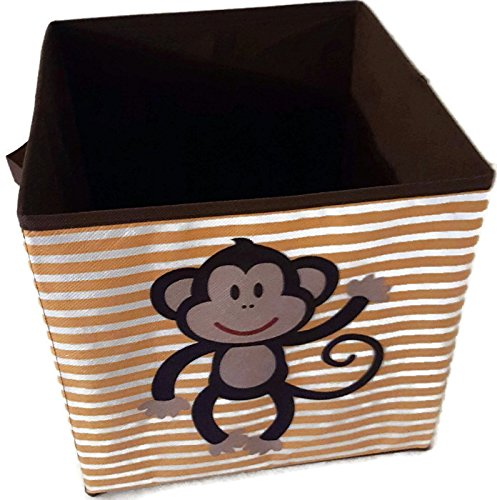 Happy Monkey Yellow Stripe