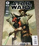 img - for Star Wars #34: Darkness (Part Three of a Four Part Limited Series) book / textbook / text book