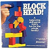 1992 Block Head Blockhead Game by Pressman