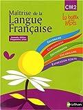 Maîtrise de la langue française CM2 La balle aux mots : Programme 2008