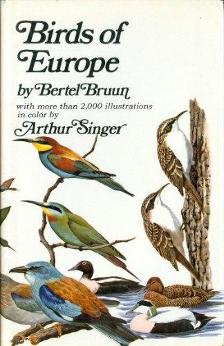 Birds of Europe PDF