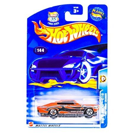 Hot Wheels 1967 Dodge Charger Wastelanders 2/10 2003 #144 1:64 Scale - 1
