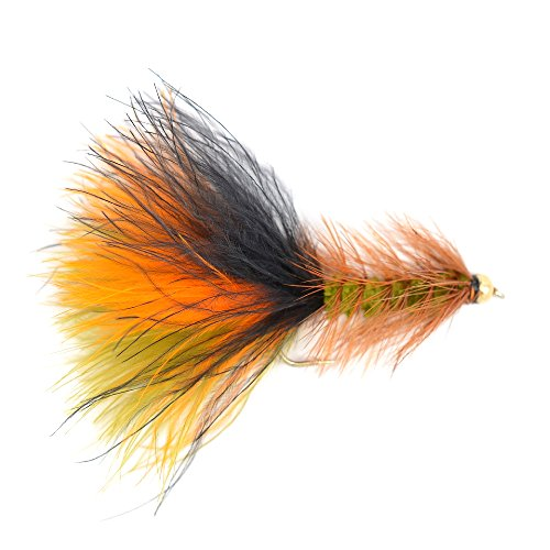 The Fly Fishing Place Bead Head Woolly Bugger Classic