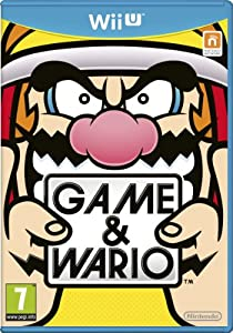 Game and Wario (Nintendo Wii U)