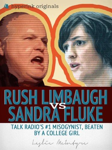 Rush Limbaugh vs. Sandra Fluke: Talk Radio's #1 Misogynist, Beaten by a College Girl
