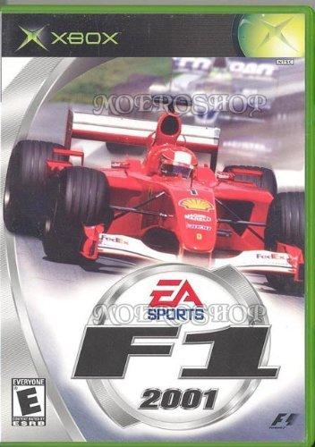 F1 2001 (XBox)