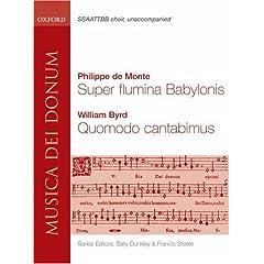 Super Flumina Babylonis and Quomodo Cantabimus: Vocal Score (Musica Dei Donum)