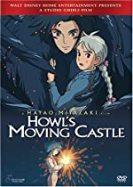 51ROjdVz1uL. SL210  Howls Moving Castle   Anime Review