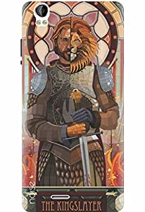 Noise Designer Phone Case / Cover for Intex Aqua Speed HD / Comics & Cartoons / Game of Thrones Design
