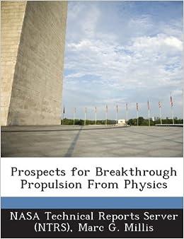 nasa breakthrough propulsion physics program - photo #7