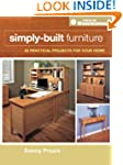 Simply-Built Furniture (Popular Woodw...