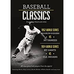 Baseball Classics - Highlights from the 1952, 1953 and 1954 World Series