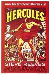 Hercules POSTER Movie (27 x 40 Inches - 69cm x 102cm) (1959)