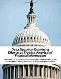 img - for Data Security: Examining Efforts to Protect Americans' Financial Information book / textbook / text book