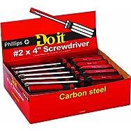Do it Best GS 322504 Do it Phillips Screwdriver-#2X4