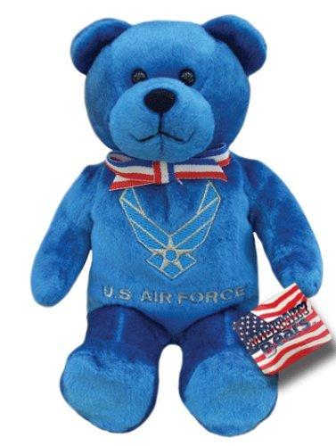 Blue Stuffed Animals