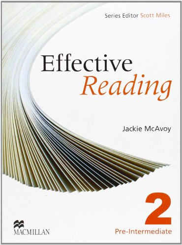 EFFECTIVE READING 2 Pre-int Sts