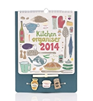 Kitchen 2014 Family Organiser