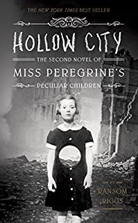 Hollow City: The Second Novel Of Miss Peregrine's Peculiar Children by Ransom Riggs ebook deal