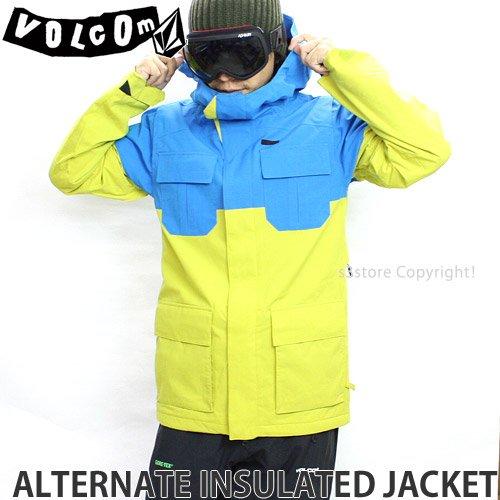 VOLCOM(ボルコム) メンズ ウェア ALTERNATE INS JACKET ジャケット 15-16 CTG/XL [並行輸入品]