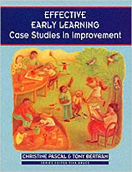 Effective Early Learning | SAGE Publications Ltd