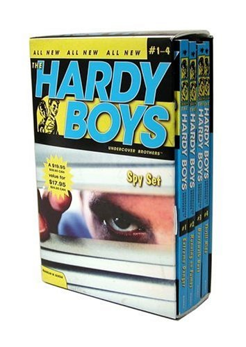 spy-set-boxed-set-extreme-danger-running-on-fumes-boardwalk-bust-thrill-ride-1-4-hardy-boys-undercov
