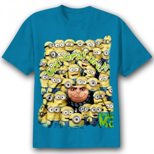 Despicable Me Gru T-Shirt