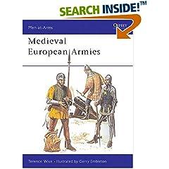 Medieval European Armies 1300-1500
