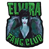 Fang Club Elvira Patch