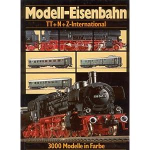 Modell-Eisenbahn Spuren TT + N + Z – International [Gebundene Ausgabe]