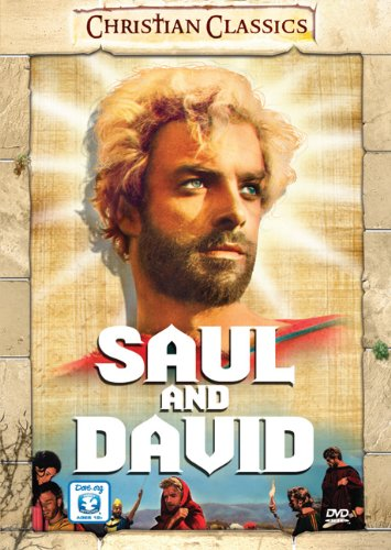 Saul & David [DVD] [1964] [Region 1] [US Import] [NTSC]