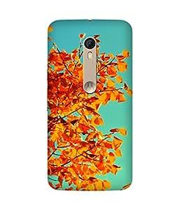 Yellow Tree Motorola Moto X Style Case