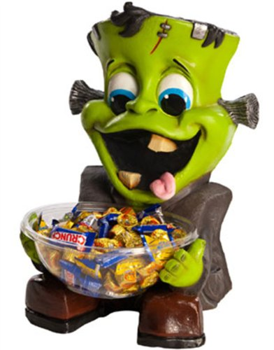 Frankenstein Candy Holder Halloween Decoration