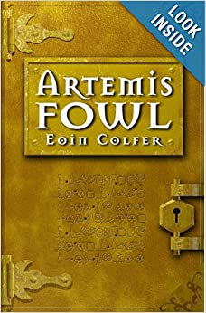 Book Review of Artemis Fowl by Eoin Colfer What My Kids Read