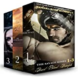 The Savage Series, Books 1-3: The Pearl Savage, The Savage Blood and The Savage Principle