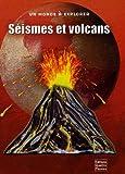 echange, troc Anne Rooney - Séismes et volcans : Plongez au coeur de la Terre !