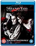 Sweeney Todd - The Demon Barber of Fleet Street [Blu-ray] [2007] [2008] [Region Free]