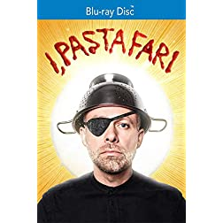 I, Pastafari: A Flying Spaghetti Monster Story [Blu-ray]