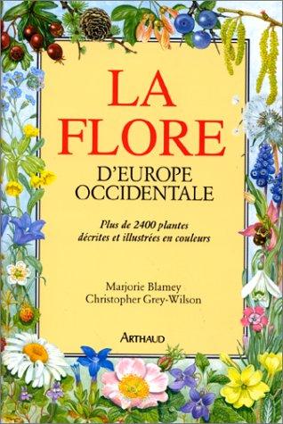 La flore d'Europe occidentale