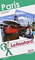 Guide du Routard Paris 2015