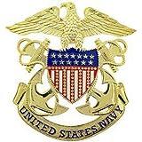 US Navy Metal Wall Hanging