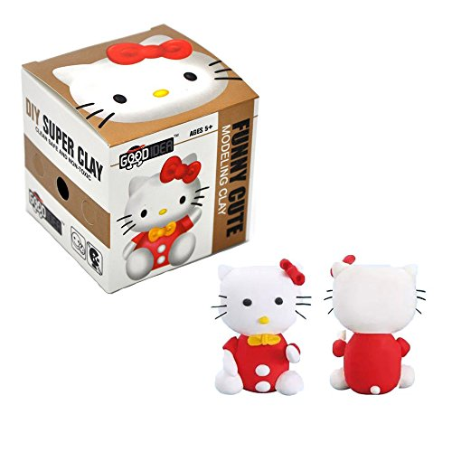 Funny-Cute-Mini-Kawaii-Cartoon-CharactersHello-Kitty-Cat-Kids-Artist-ToyFun-Arts-And-CraftCreate-your-special-model-MagiColour-Ultra-Light-Modeling-Clay3D-DIY-Air-Clay-Sets