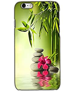 3d Iphone 6 Apple Cut Mobile Cover Case