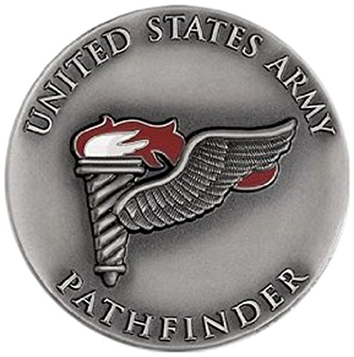 Northwest Territorial Mint Pathfinder Challenge Coin