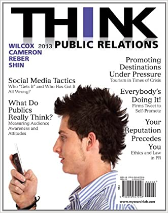 THINK Public Relations (2013 Edition)