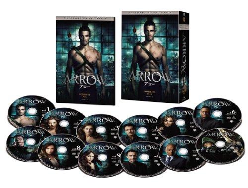 ARROW / アロー <ファースト・シーズン> コンプリート・ボックス [Blu-ray]