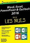 Word, Excel, PowerPoint et Outlook 20...