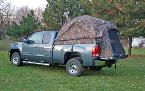 Sportz Regular Bed Camo Truck Tent (Full Size)