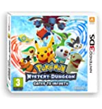 Pokemon Mystery Dungeon: Gates to Infinity (Nintendo 3DS)